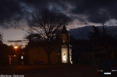 Eglise paroissiale St-Antonin (1707) Le Village
