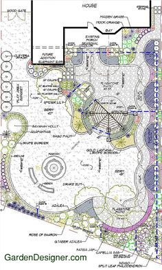 Garden Design Triangular Plot garden design for a triangular shaped plot - google search