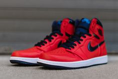 4275c3b52f767e Air Jordan 1 Inspired by Michael Jordan on Letterman in 1987