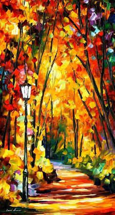 Nature Oil Paintings Popular Artist Art Works On Canvas