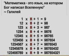 Mathematics, Fun Facts, Periodic Table, Diagram, Math Equations, Album, Learning, Kids, Yoga