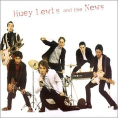 Huey Lewis and the News Sacramento December 31, 1988 with Tower of Power (free ticket)