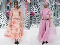 Watch Chanel Haute Couture Spring/Summer 2015 Paris Show