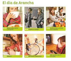 El día de Arancha