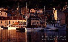 Sunset on Island of Vis #Croatia #Dalmatia #photography #travel #ttot