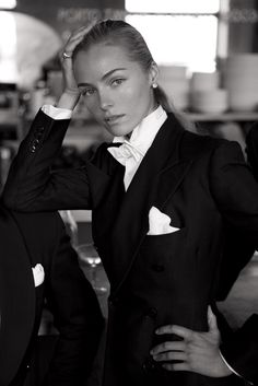 For the Ladies Who Don't Want Dresses: Wedding Tuxedos & Suits - Wedding Party   IT IS RALPH DOH