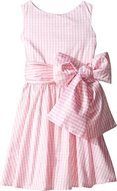 bf0d45b82876b Amazon.com: fiveloaves twofish Baby Girl's Lola Gingham Dress (Toddler/Little  Kids/Big Kids) Pink Gingham Dress: Clothing