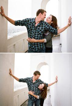 Autumn Reeser and Jesse Warren