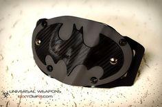 Custom Kydex owb holster BATMAN by HYDRAholsters on Etsy, $125.00