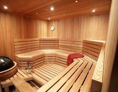Heritage Vine creates custom outdoor and indoor sauna solutions for you. We specialize in true custom saunas. Check out the brands here or call us at for more details! Indoor Sauna, Traditional Saunas, Sauna Design, Wine Cellar Design, Sauna Room, Steam Room, Wellness, All Family, Painted Doors