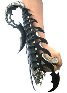 """Death Stalker"" Fantasy Blade, looks awesome!"