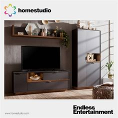 Step up your entertainment game with sleek and functional TV units which can accommodate everything from your gaming consoles to home theater systems. Explore the unique designs of TV units that make your living room more beautiful and life more entertaining now Available at our Experience Zone. #BetheNew #Collection2017 #YourHomestudio #ItalianFurniture #TvUnits #Entertainment #crafted #Beautiful #stylish #beautiful #decor #homedecor #luxury  #InteriorDesign #DesignInspiration
