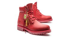 Bee Line x Timberland – For better or for worse, the red shoe