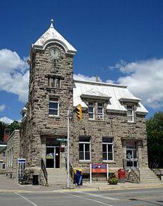 The Fergus post office - Fergus, Ontario