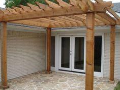Constructii usoare din lemn atasate casei – Idei de amenajari exterioare cu pergole Pentru cei ce nu stiu, pergolele sunt acele constructii usoare realizate din lemn atasate casei – idei de amenajari exterioare http://ideipentrucasa.ro/constructii-usoare-din-lemn-atasate-casei-idei-de-amenajari-exterioare-cu-pergole/