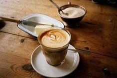 Rustic-classic meets modern latte. We love you, Kiyoaki.
