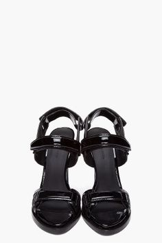 Oh Alexander Wang... you manage to make feet look badass, sexy, and sophisticated all at the same time.