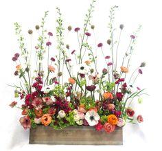 BloomNation: Send Flowers Same-Day Creative Flower Arrangements, Flower Arrangement Designs, Church Flower Arrangements, Church Flowers, Beautiful Flower Arrangements, Unique Flowers, Flower Designs, Floral Arrangements, Beautiful Flowers