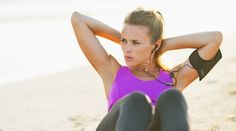 6 Moves to Get a Flat Belly Slider