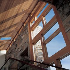 Beautiful Andersen wood Windows