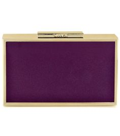 Cigarette Case Box Clutch by lanvin  *super-luxury & noble look*  #Matchesfashion