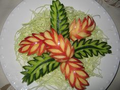 Vegetable & Fruit Carving