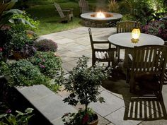 Intimate Backyard Patio from HGTV Designers' Portfolio >> http://www.hgtv.com/designers-portfolio/room/eclectic/outdoors/1961/index.html#//room-outdoors?soc=pinterest