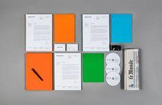 Pro Inspiration Board: Graphics Inspiration: Identity for Johanna Lenande...