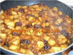 Εδώ και αρκετό καιρό, η κόρη μου, μου ζητούσε να της φτιάξω μηλόπιτα με τρίμμα ζύμης στην επιφάνειά της. Ένα γλυκό γνωστό και αγαπητό σε πο...
