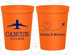 Party Cups, Personalized Cups, Wedding Cups, Personalized Plastic Cups, Stadium Cups, Wedding Cup, Plastic Cups (92)