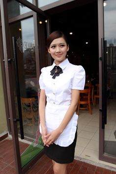 custom fashion hotel receptionist uniforms design $5~$18