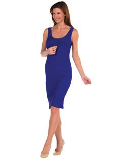 textured tank dress - long for day, ruched shorter for a night on the town - available at Sand'n'Sea Boutique, Napanee