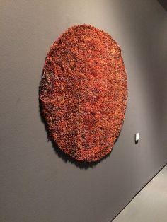 Nacho Carbonell; Copper Carpet, 2013. #amazing #nacho #carbonell #love #design #copper #carpet #raw #materials @kjoreproject