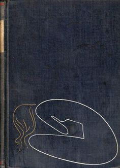 Emanuel Frinta's cover for a 1931 Czech edition of Love's Pilgrimage by Upton Sinclair.