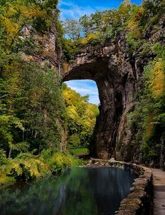 Natural Bridge In Virginia Must Go Back Haven T Been Since I