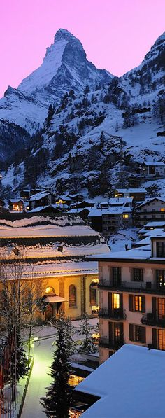 Matterhorn - Zermatt | Switzerland
