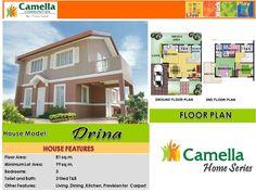 Camella homes bacolod drina house model