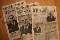 jo, jo, rychlá sada, Nejdřív umřel Brežněv, pak Andropov, pak Černěnko a v televizi místo dívánek byly jen smuteční kecy.... Childhood Memories, Film, Retro, Historia, Nostalgia, Movie, Film Stock, Cinema, Retro Illustration