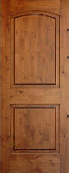 Stained knotty alder doors trim so rustic my country life pinterest knotty alder door for Prehung hickory interior doors