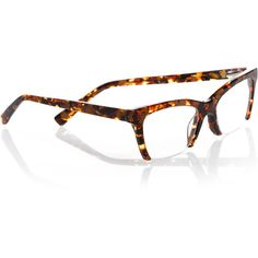 Rimless Glasses For Small Faces : Rimless Titanium Eyeglasses For Small Faces: Office Ladies ...