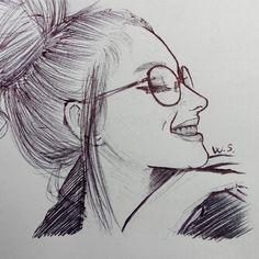 #arianagrande#art#portrait#blackandwhite#bic#girl#picture#photography#illustration#sketch#smile#celebrity#women#dangerouswoman#hair#eyes#close#artwork#glasses#realism#realistic#pencildrawing#pencil#drawingoftheday#actress#american#singer#ballpointpen http://tipsrazzi.com/ipost/1505155567962286863/?code=BTjYwOwF-sP