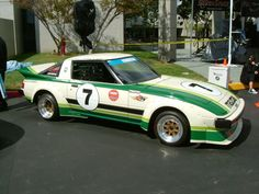 1979 MAZDA RX-7 IMSA