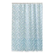 Stained Glass Shower Curtain - Bed Bath & Beyond