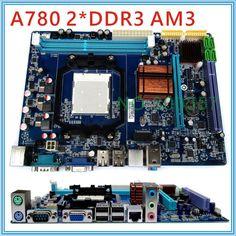 새로운 A780 ddr3 소켓 938 AM3 마더 보드