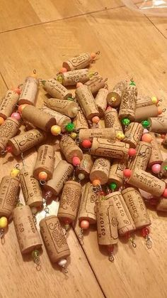 nice Cork fishing bobbers. Genius! Seems like I should have thought of this before!... by http://www.dezdemon-exoticfish.space/fly-fishing/cork-fishing-bobbers-genius-seems-like-i-should-have-thought-of-this-before/