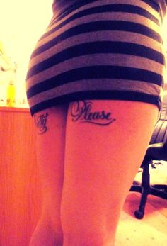 My own ink