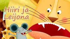 aisopoksen sadut - YouTube. Satuun liittyvää https://fi.pinterest.com/search/boards/?q=the+lion+and+the+mouse