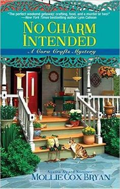 Amazon No Charm Intended A Cora Crafts Mystery 9781496704665