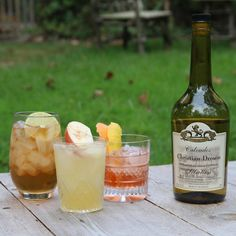 3 Calvados Cocktails to Start Your Fall Off Right