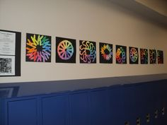 Initial Letters Color Wheels, 5th Grade